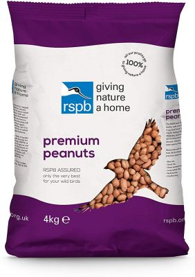 RSPB Premium Peanuts 4kg
