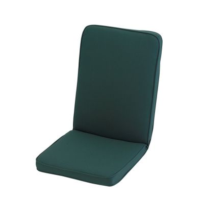Glendale Forest Green Low Recliner Deluxe Cushion