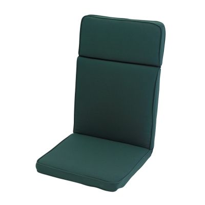 Forest Green High Recliner Deluxe Cushion