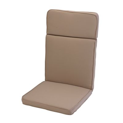 Glendale Stone High Recliner Deluxe Cushion