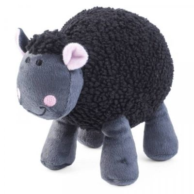 14cm Wooly Lamb Toy
