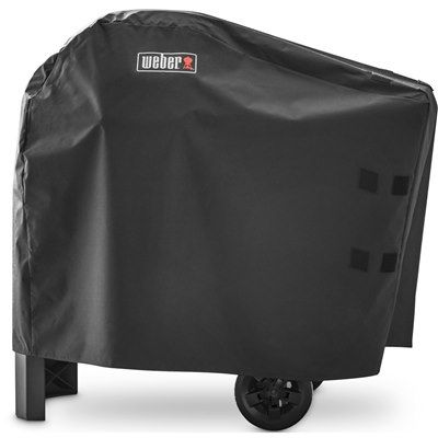 Weber Premium Grill Cover   Pulse with Cart
