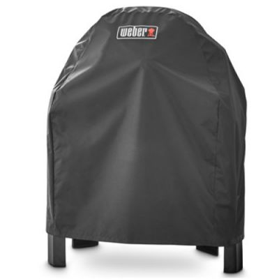 Weber Premium Grill Cover Pulse with Stand