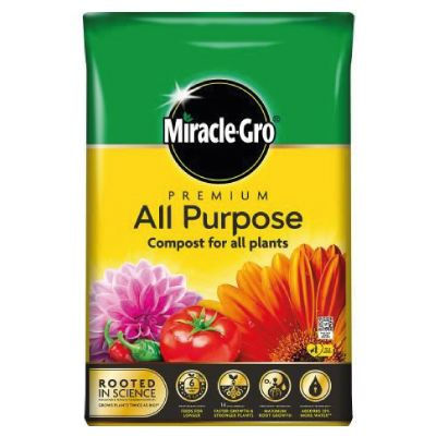 MiracleGro All Purpose Compost 40L