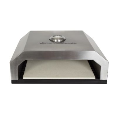 La Hacienda BBQ Pizza Oven Steel