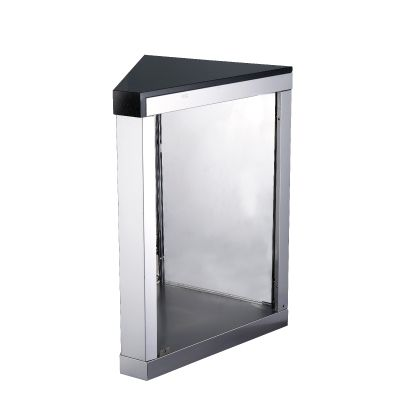 Draco Grills 45 Degree Corner unit Outdoor Kitchen Module