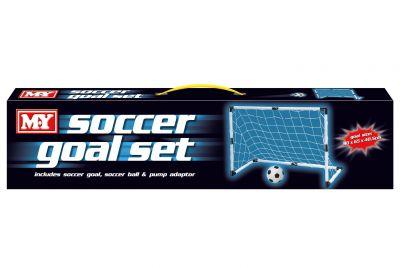 M.Y Soccer Goal Set