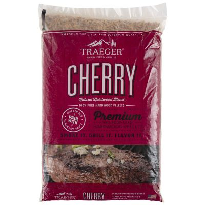 Traeger Cherry Pellets