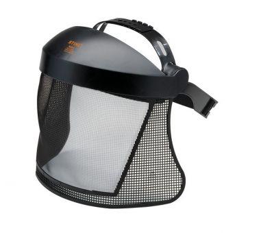 STIHL Face/Ear Protection, Nylon Mesh Visor