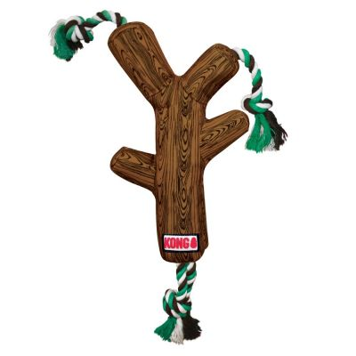 KONG Medium FetchStix with Rope