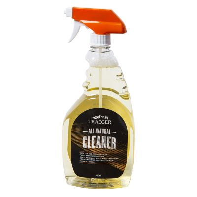 All Natural BBQ Cleaner