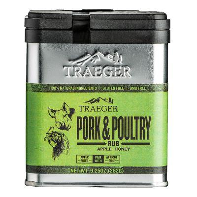 Traeger Pork & Poultry Rub