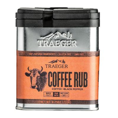 Coffee Rub