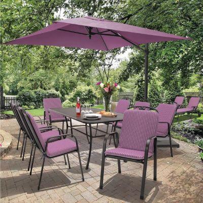 Kettler Siena Eight Seat Rectangle Dining Set