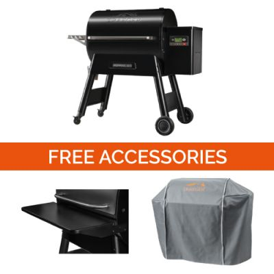 Traeger Ironwood D2   885 Bundle Pack