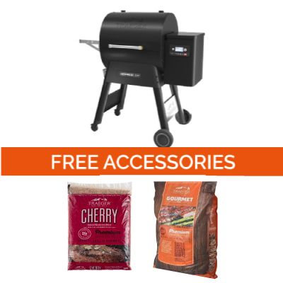 Traeger Ironwood 650 Bundle
