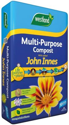 Westland 50L Multi Purpose Compost with added JI