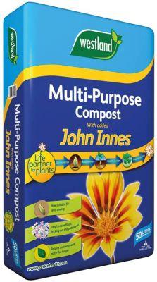 Westland 50L Multi Purpose Compost with added JI