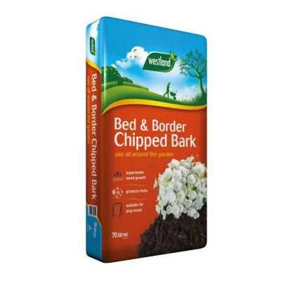 Westland 70L Bed & Border Chipped Bark
