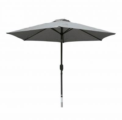 LG Horizon 2.5m Grey Parasol