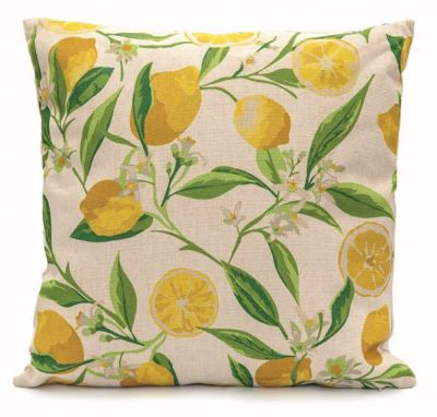 LG Lemon Tree Scatter Cushion