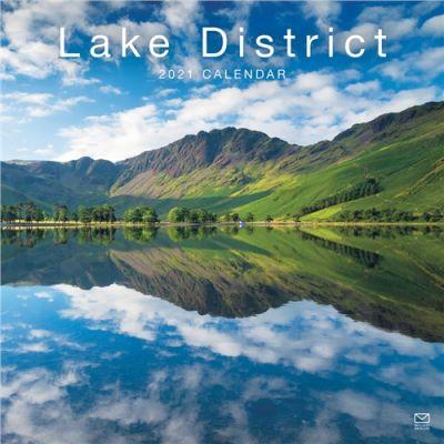 Lake District Wall Calendar 2021