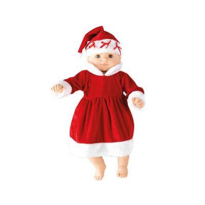 Santa Dress Set for Baby Girl   10 months +