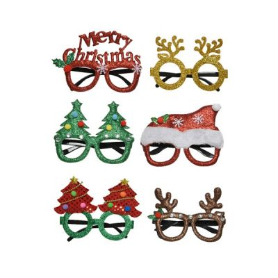 Christmas Themed Novelty Spectacles