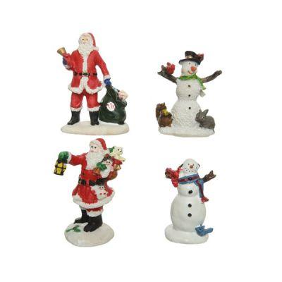 Christmas Figurines Set