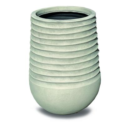 Robet Charles Tall Ribbed Aged Lite Pot Large Magnet
