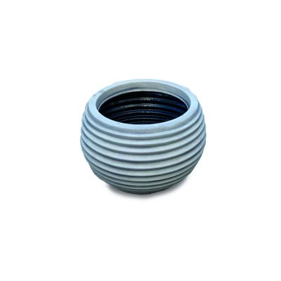 Robet Charles Ribbed Aged Lite Pot Small Magnet