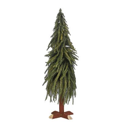 Christmas Tree with Glitter 60cm