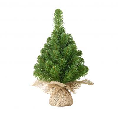 Norton Christmas Tree with Burlap 60cm