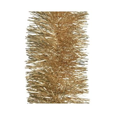 Tinsel Garland in Gold