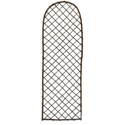 Robert Charles Curved Framed Willow Panel 1.8m x 0.6m