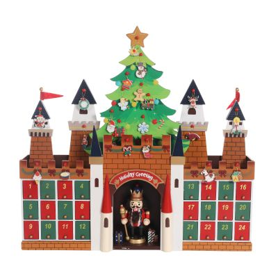 Nutcracker Castle Advent Calendar