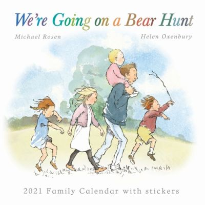 We're Going On A Bear Hunt Wall Planner 2021