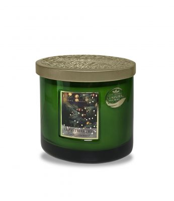 Christmas Tree Scent Twin Wick Candle