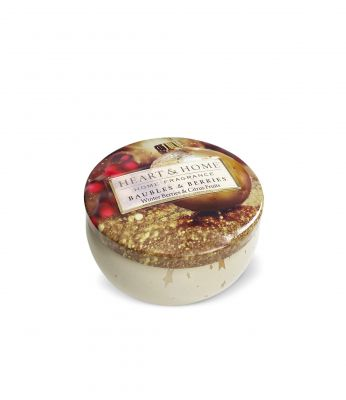 Baubles & Berries Scented Tin Candle