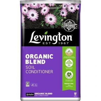 Levington 50L Organic Blend Soil Conditioner