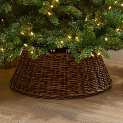 70cm Willow Tree Ring   Brown