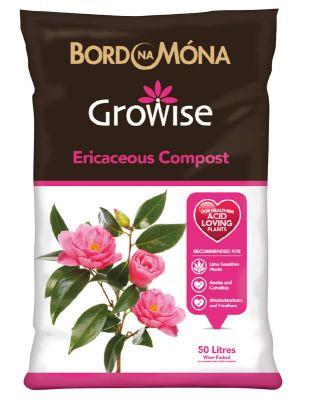 Growise 50L Ericaceous Compost