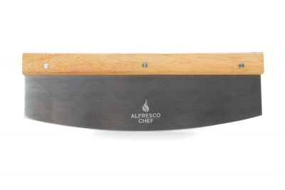 Alfresco Chef Mezzaluna Pizza Cutter
