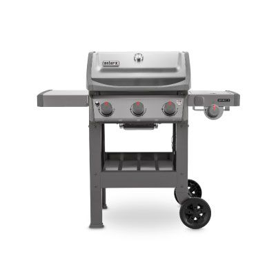 Weber Spirit II S 320 with Rotisserie, Tool Set and Gloves