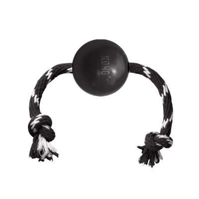 KONG Large Extreme Ball with Rope