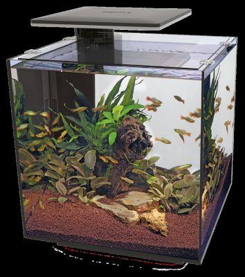 SuperFish QubiQ 60 PRO Aquarium - Black