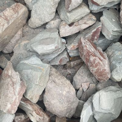 Meadow View Green Slate Rockery 250mm