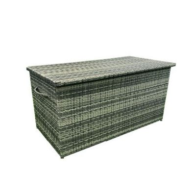 ENJOi Breeze Grey Cushion Box