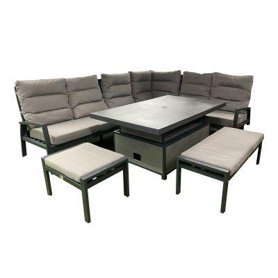 Harbo Marseille Lounge Corner Bench Set (3426)