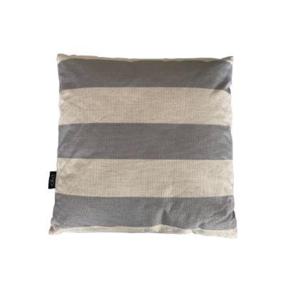 ENJOi Grey Stripe Scatter Cushion